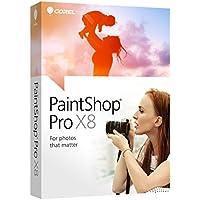 Corel Paintshop Pro X8 Software