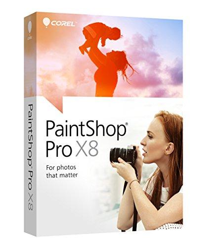 Corel PaintShop Pro X8 (Photo Editing Software compare prices)