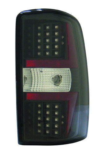 Depo M35-1902P-Us2 Black Led Tail Light