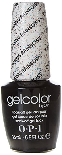 OPI Gel Nail Color, Chasing Rainbows, .5 Ounce (Gel Color By Opi compare prices)