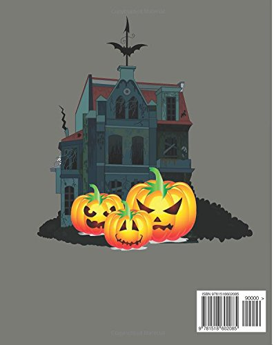 The Pumpkin's Adventure: Volume 1 (The Halloween Lover )
