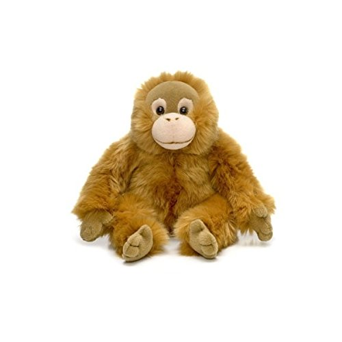world-wildlife-fund-toy-23cm-orangutan-plush-wwf-soft-toddler-monkey-pal