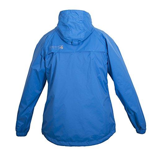 Deproc Active Damen Regenjacke CHESTER, blue, 42, 54008-350 -