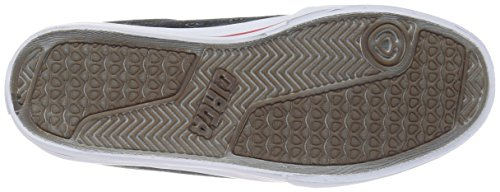 C1RCA Men's AL50 Skateboarding Shoe, Black/Tiedye, 8.5 M US