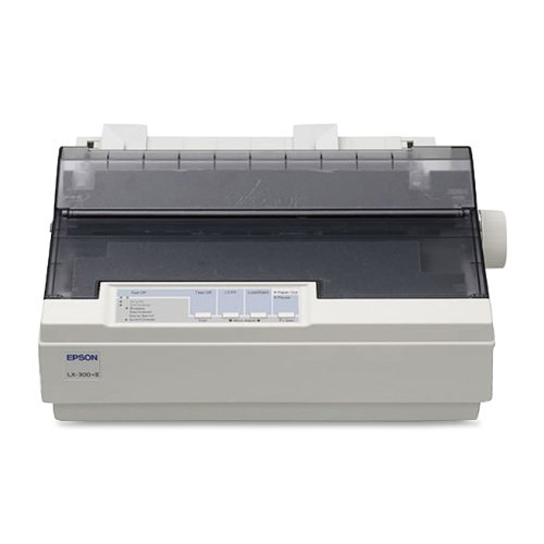 Why Should You Buy Epson LX 300+ II Impact Printer (C11C640001)