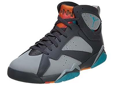 Air Jordan 7 VII Retro Barcelona Days Men Lifestyle Sneakers New Dark Grey
