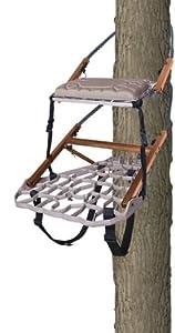 ASHCC - Lone Wolf Assault Hand Climber Combo Treestand Aluminum by DSI