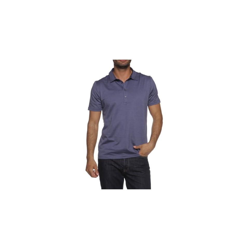 Hugo Boss Black Polo Shirt REGULAR FIT, Color Dark blue, Size L