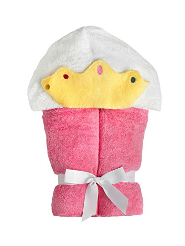 Yikes Twins Child Hooded Towel - Princess