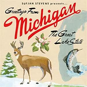 Greetings From Michigan - The Great Lake State