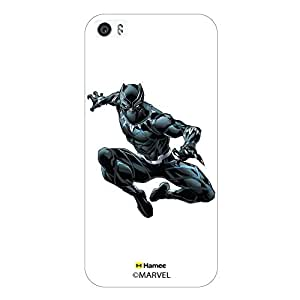 Hamee Marvel Xiaomi Mi5 Case Cover Black Panther Jump White