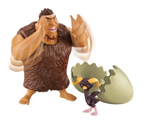 Fisher-Price DreamWorks The Croods: Brute Battlers Brute Battlin' Grug