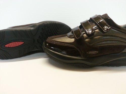 MBT – Zapatillas de senderismo para mujer marrón marrón UK – 4.5 Europe – 37 2/3