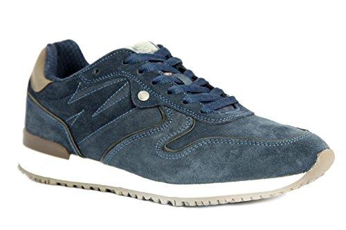 Sneakers Camoscio Uomo 41 WRANGLER