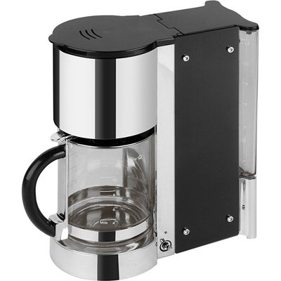 Kalorik Black Onyx 10-Cup Coffee Maker