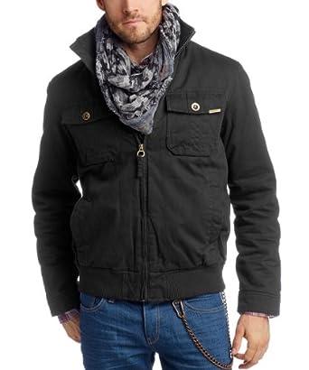 Esprit Blouson Coton Homme Noir M Taille Fabricant S V Tements Et