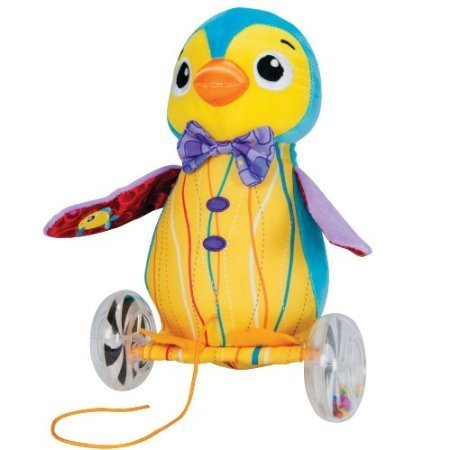 Lamaze Walter The Waddling Penguin Developmental Toy - 1