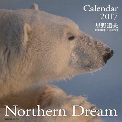 2017カレンダー 星野道夫  【Northern Dream】