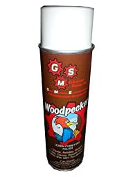 GMS Industrial Supply GMS1209A Woodpecker Lemon Furniture Polish (17 oz.)