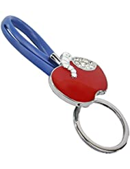 STAINLESS STEEL Keyring Keychain Key Ring Chain - 162