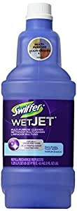 Swiffer Wetjet Multi-Purpose-Open Window Fresh Scent Cleaner (42.2 oz) 3 Refills