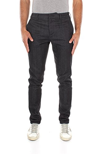 Jeans Prada Uomo Cotone Blu Denim GEPA88BLEU Blu 48