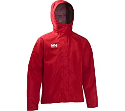 Helly Hansen Men\'s Seven J Jacket, Red, X-Large