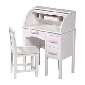 Kidkraft Roll Top Amp Pinboard Desk Tables Kids Furniture