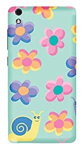 Wow Premium Design Back Cover Case For LYF Water 8