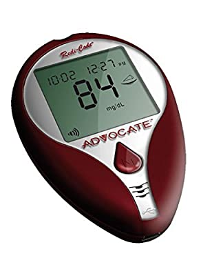 Speaking Blood Glucose Monitor
