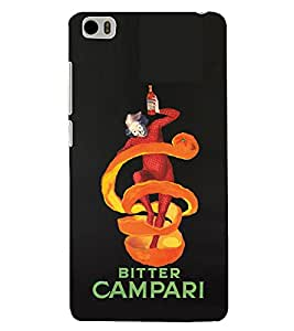 PRINTSHOPPII DAD Back Case Cover for Xiaomi Redmi Mi5::Xiaomi Mi 5