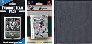 NFL Miami Dolphins Licensed 2012 Score Team Set and Favorite Player Trading Card Pack... by C&I Collectables