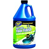 ZEP ZUHTFF128 Floor Finish, Commercial High Traffic, 1Gallon