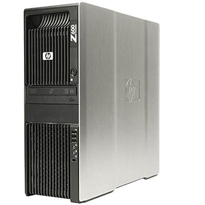 HP Z600 Workstation PC Dual Six-Core Intel Xeon X5650 2.6GHz 12GB 500GB HDD Windows 7 Pro