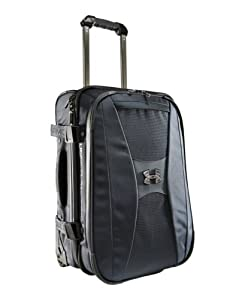 Under Armour UA Armour Elite® Wheeled Carry On One Size Fits All Black