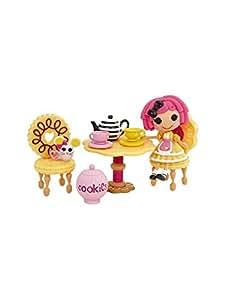 Mini Lalaloopsy Crumbs' Tea Party Crumbs Sugar Cookie Playset