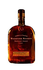 L&G Woodford Reserve - Kentucky Straight Bourbon Whiskey - 70cl - 43.2% ABV