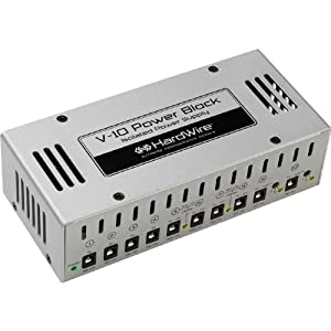 Digitech Hardwire V-10 Power Block