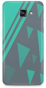 Samsung Galaxy A7 2016 Back Cover by Vcrome,Premium Quality Designer Printed Lightweight Slim Fit Matte Finish Hard Case Back Cover for Samsung Galaxy A7 2016
