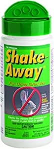 Shake Away 8004520 20 ounces Small Critter Repellent Fox Urine Granules (Discontinued by Manufacturer)