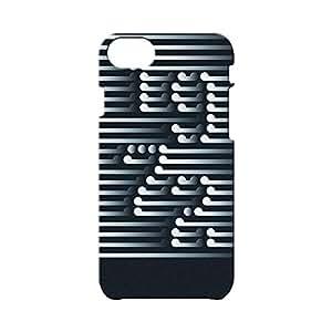 BLUEDIO Designer Printed Back case cover for Apple Iphone 7 - G6654