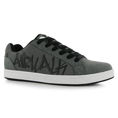 airwalk-zapatillas-de-material-sintetico-para-hombre-color-gris-talla-8-42