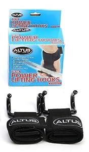 Altus Athletic Power Lifting Hooks