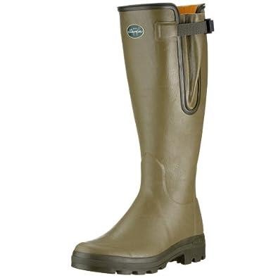 Le Chameau  BTE/J/H VIERZ M Boots Mens  Green Grün (Green Vierzon B200) Size: 5.5 (39 EU)