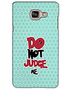 WEB9T9 Samsung Galaxy C7 Back Cover Designer Hard Case Printed Cover