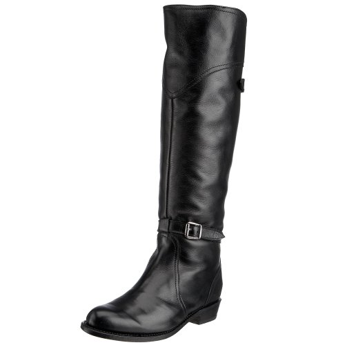 FRYE Women's Dorado Riding Boot,Black,11 M US
