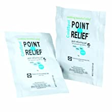 Point Relief 11-0740-100 ColdSpot Gel, 5 gram Dispenser (Pack of 100)