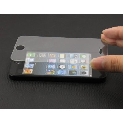 Generic Film de protection d'écran en verre trempé pour iPhone 4G/4S Transparent