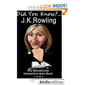 Rowling: Did You Know? The Children's Educational Quiz Book (The
