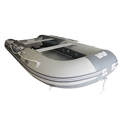12.5'fishing Inflatable Boat Tender Dingy Raft Zodiac Mercury Avon Tp